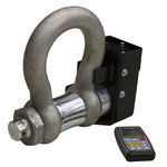 shackle load cell / compact / USB / weighing