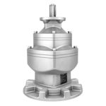 planetary gear reducer / coaxial / high-torque / compact