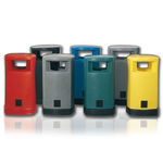 Polypropylene waste bin / industrial waste A80, A120 DENIOS