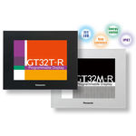 TFT-LCD HMI terminal GT32-R series Matsushita Electric Works