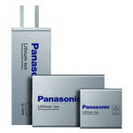 Li-ion battery / flat / rechargeable  Panasonic Electric Works Corporation of America