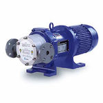 chemical pump / magnetic-drive / gear / normal priming