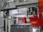 Bale strapping machine / bundle / wrap-around / fully-automatic AD-WRAP AUTEFA SOLUTIONS