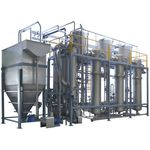 vacuum recovery system / acid