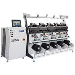 yarn winding machine / package