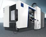 5-axis machining center / horizontal / high-speed / high-productivity
