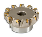 Finishing milling cutter / roughing / face / cutting edge DIPOS-HEXA™ DJ5P, DJ6P Ingersoll Cutting Tools