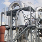 superheated steam dryer / batch / for the chemical industry / for the food industry