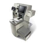 terminal with touch screen / kiosk / POS