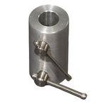 rigid coupling / rod / aluminum