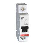 tripolar disconnect switch / 2-pole / single-pole