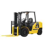 Diesel forklift / ride-on / handling / pneumatic tire FH series Komatsu Construction and Mining Equipment