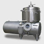 centrifugal separator / liquid / for the pharmaceutical industry / for the chemical industry