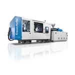 horizontal injection molding machine / hydraulic / two-platen