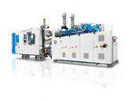 Horizontal injection molding machine / hydraulic / modular / multi-component GXH Krauss-Maffei Injection Moulding Technology