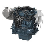 diesel engine / 3-cylinder / with direct fuel injection / common rail