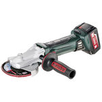 Angle grinder / electric / compact WF 18 LTX 125 Quick Metabowerke