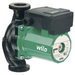 Hot water pump / electric / centrifugal / stainless steel TOP-RL series WILO EMU