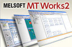 Configuration software / engineering / programming MT Works2 MITSUBISHI ELECTRIC AUTOMATION