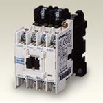 DIN rail relay / DC / AC / for contactor  MITSUBISHI ELECTRIC AUTOMATION