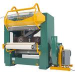 brush deburring machine / automatic