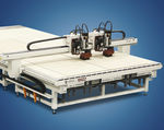 3 axis CNC router AXYZ 10000 series AXYZ Automation
