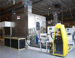 Robotic deburring cell FlexWasher™ series ABB Robotics