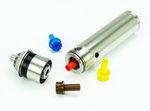 cabinet cooler / compressed air / industrial / vortex tube