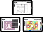 HMI terminal with touch screen / panel-mount