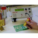 automatic dispenser / for glue / paste / solder