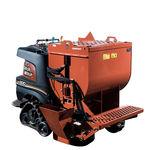 electric concrete mixer / mobile