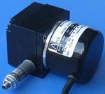Draw-wire position sensor / high-precision AWE 110 ATEK SENSOR TECHNOLOGIE