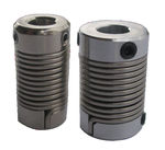 Flexible coupling / stainless steel / high-torque SC series ATEK SENSOR TECHNOLOGIE