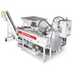 metal chip briquetting machine