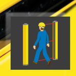 body protection light curtain / type 4 safety / access control / multibeam