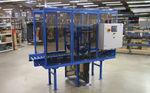 automatic stacking-unstacking machine / modular / bin