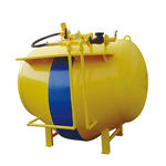 horizontal feeder / pneumatic / bulk / for cement