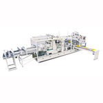 Horizontal bagging machine / fully-automatic / for hygiene products / for hygienic applications BF60C B&B - MAF GmbH & Co. KG