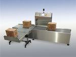 Cardboard box checkweigher / with belt conveyor  TMG Impianti