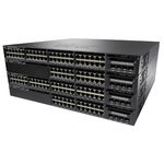 managed network switch / 48 ports / wireless / Power over Ethernet