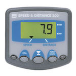 Speed measuring device / distance / magnetic / digital SID 200 RDS Technology Ltd.
