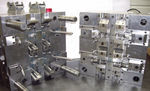 multi-cavity plastic injection mold / large series / small series / aesthetic parts