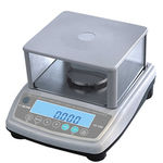 precision balance / laboratory / counting / with LED display