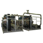 gas chiller / stainless steel