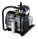 Air compressor / rocking piston / oil-free / mobile OF302-4B JUN-AIR