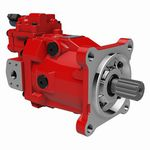 Axial piston hydraulic motor / high-speed / variable-displacement M7V series, M7X series Kawasaki Precision Machinery