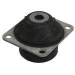 round anti-vibration mount / for machines