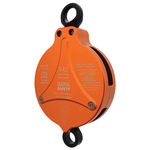 cable lifting pulley / with hook