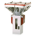 Batch mixer-dispenser for plastic pellets (gravimetric dispenser) 1 kg | GRAVIMAX B14 Wittmann