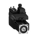 AC electric servo-motor with integrated motion controller max. 2.2 kW, 7.5 Nm | Lexium LXM32 Series Schneider Electric Automation GmbH
